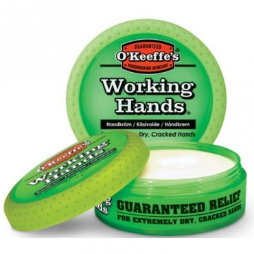 O'Keefe's Working Hands - Crema regeneradora para manos 96g